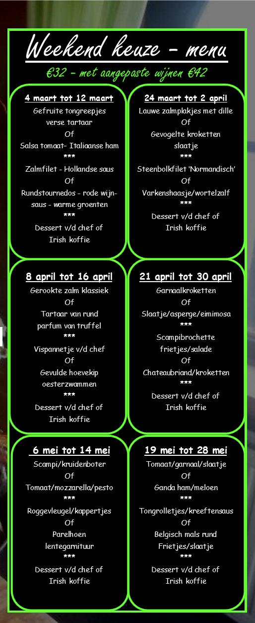 weekend-keuze-menu-maart-tot-mei